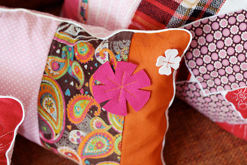 Home Decor Ideas. Sewing For The Home