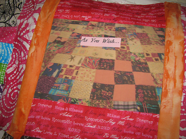 Quilts as you like them